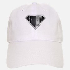 SuperBellboy(metal) Baseball Baseball Cap
