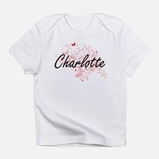 Charlotte North Carolina City Artis Infant T-Shirt