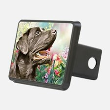 Labrador Painting Hitch Cover