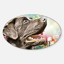 Labrador Painting Decal