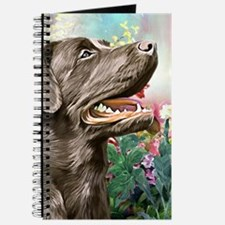 Labrador Painting Journal