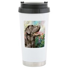 Labrador Painting Travel Mug