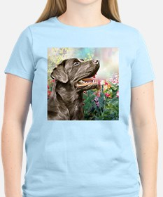 Labrador Painting T-Shirt