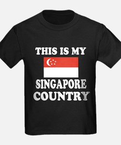 This Is My Singapore Country T