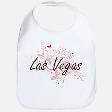 Las Vegas Nevada City Artistic design with but Bib