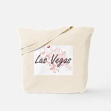 Las Vegas Nevada City Artistic design wit Tote Bag