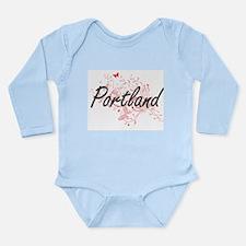 Portland Oregon City Artistic design wit Body Suit
