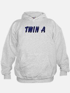 Baby Blue A Twin Hoody
