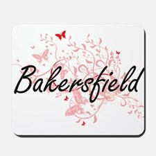 Bakersfield California City Artistic des Mousepad