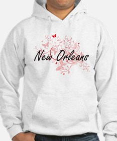 New Orleans Louisiana City Artis Hoodie
