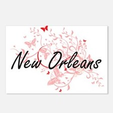 New Orleans Louisiana Cit Postcards (Package of 8)