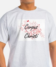 Corpus Christi Texas City Artistic design T-Shirt
