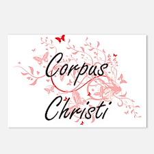 Corpus Christi Texas City Postcards (Package of 8)