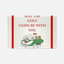 golf joke Magnets