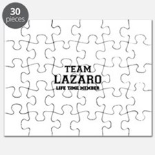 Team LAZARO, life time member Puzzle