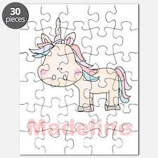 Madeline's Little Unicorn Puzzle