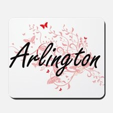 Arlington Virginia City Artistic design Mousepad