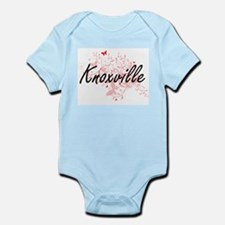 Knoxville Tennessee City Artistic design Body Suit