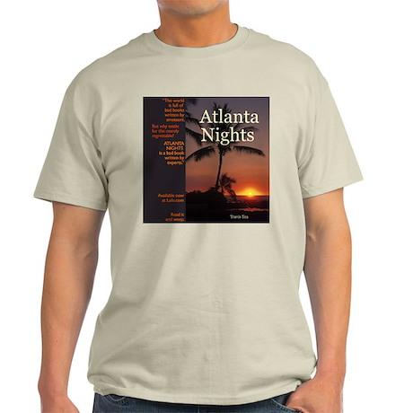 Atlanta Nights Grey T-shirt