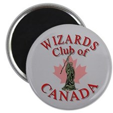 Wizards Club Magnet