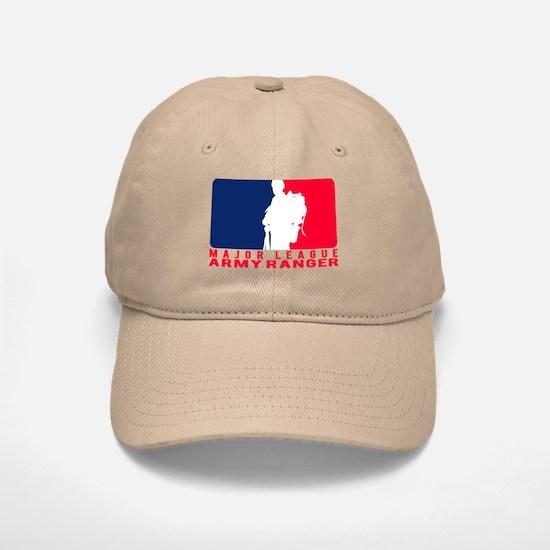 Major League Army Ranger Baseball Baseball Cap