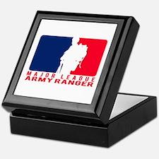 Major League Army Ranger Keepsake Box