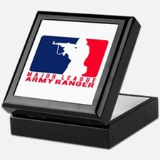 Major League Army Ranger 2 Keepsake Box