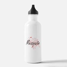 Mesquite Texas City Ar Water Bottle