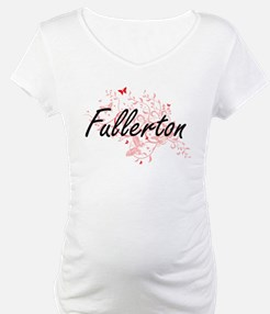 Fullerton California City Artist Shirt