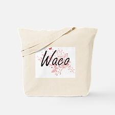 Waco Texas City Artistic design with butt Tote Bag