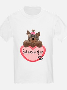 God Made 2 of Me TWINS T-Shirt