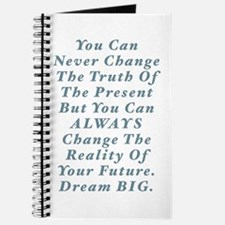 The Reality of Your Future Journal