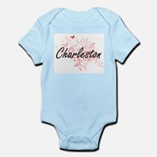 Charleston South Carolina City Artistic Body Suit