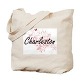 Charleston Regular Canvas Tote Bag