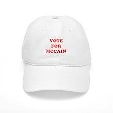 Vote for McCain Baseball Cap