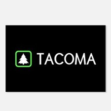 Tacoma, Washington Postcards (Package of 8)