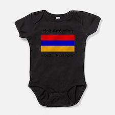 Half Armenian Body Suit