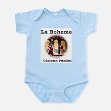 OPERA - LA BOHEME - GIOCOMO PUCCINI Body Suit