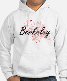 Berkeley California City Artisti Hoodie