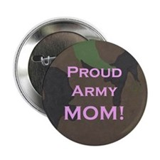 "Army Mom 2.25"" Button (100 pack)"