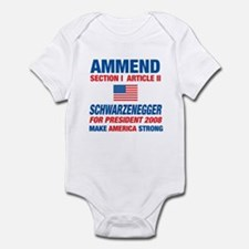 Cute Repeal Infant Bodysuit
