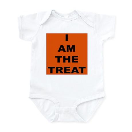 I AM THE TREAT Infant Bodysuit