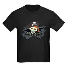 Silly Skeleton Pirate T