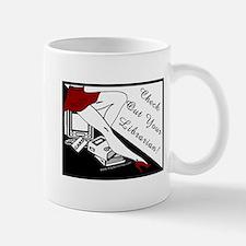 Check Out Mug