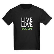 Live Love Sculpt T