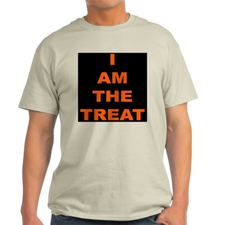 I AM THE TREAT (BLK) Light T-Shirt