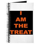 I AM THE TREAT (BLK) Journal