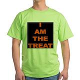 I am the treat Green T-Shirt