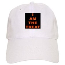 I AM THE TREAT (BLK) Baseball Cap
