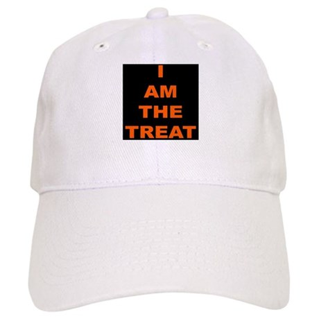 I AM THE TREAT (BLK) Cap